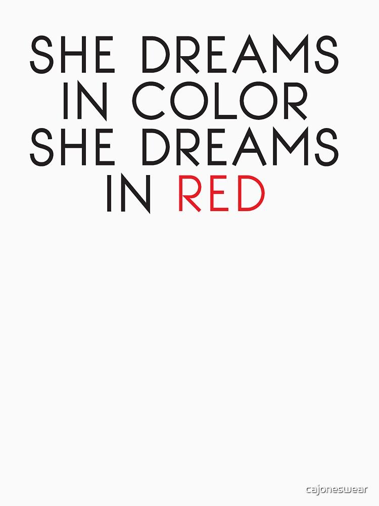 RedBubble: She Dreams In Color