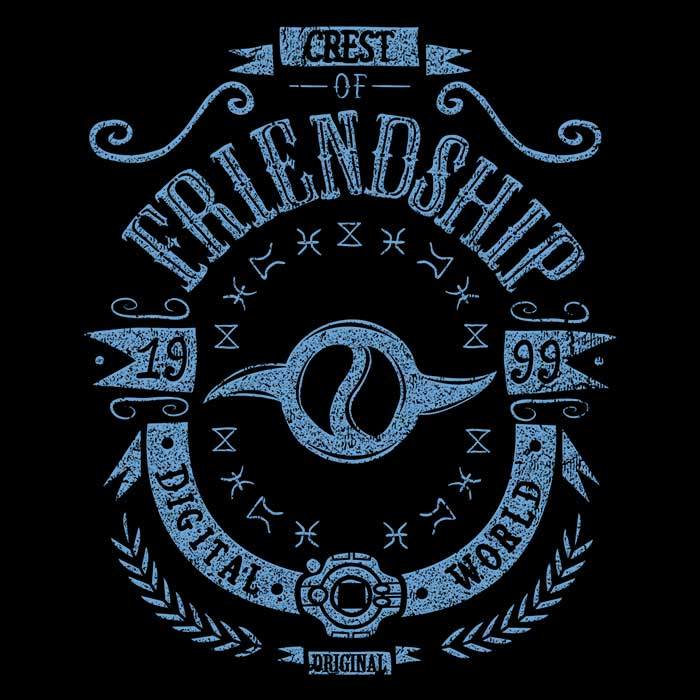 Once Upon a Tee: Digital Friendship