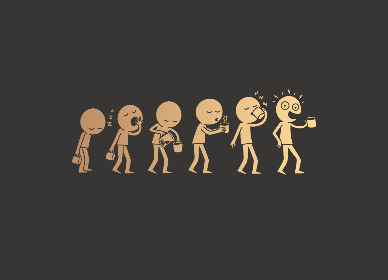 Threadless: Coffeeloution