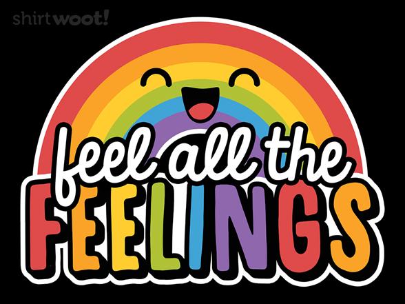 Woot!: Feelings