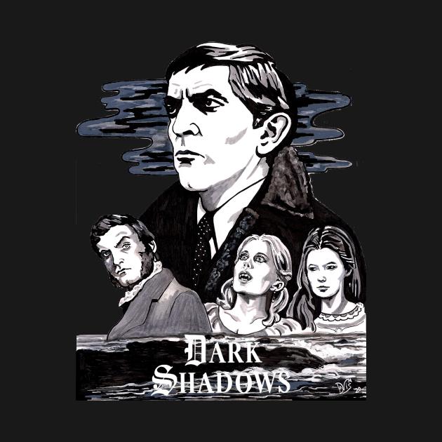 TeePublic: Dark Shadows