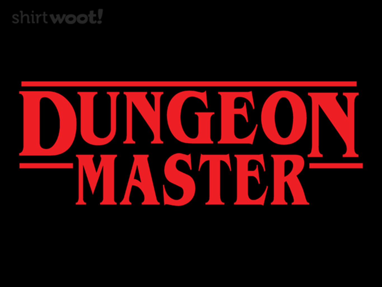 Woot!: Strange Dungeon Master