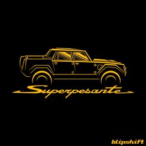 blipshift: Superpesante