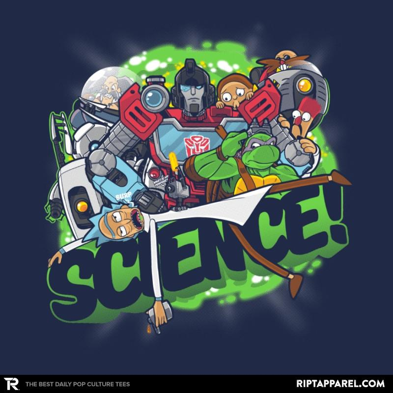 Ript: SCIENCE! Reprint