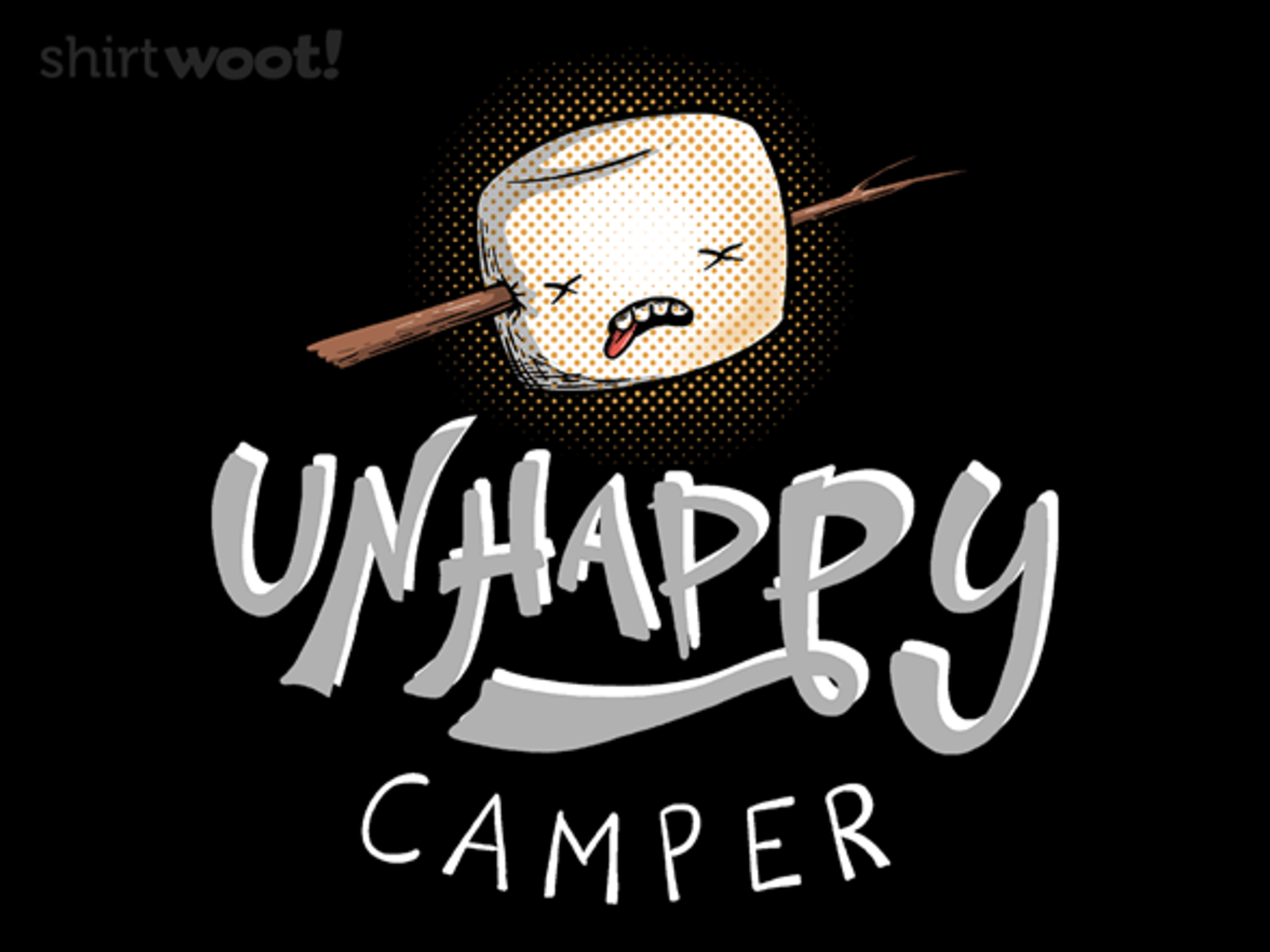 Woot!: Unhappy Camper