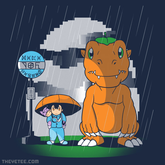 The Yetee: My Digital Neighbor