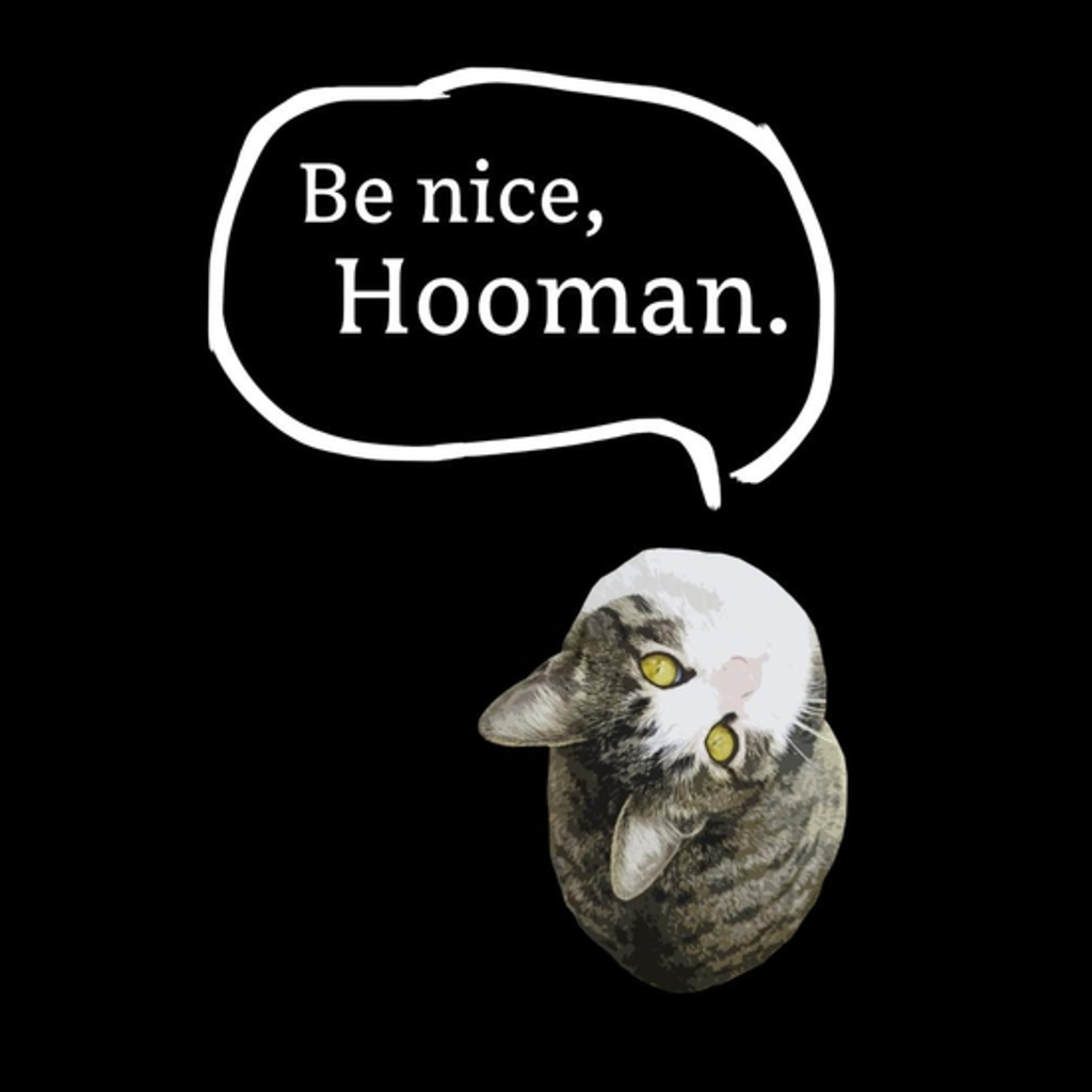 BustedTees: Be Nice