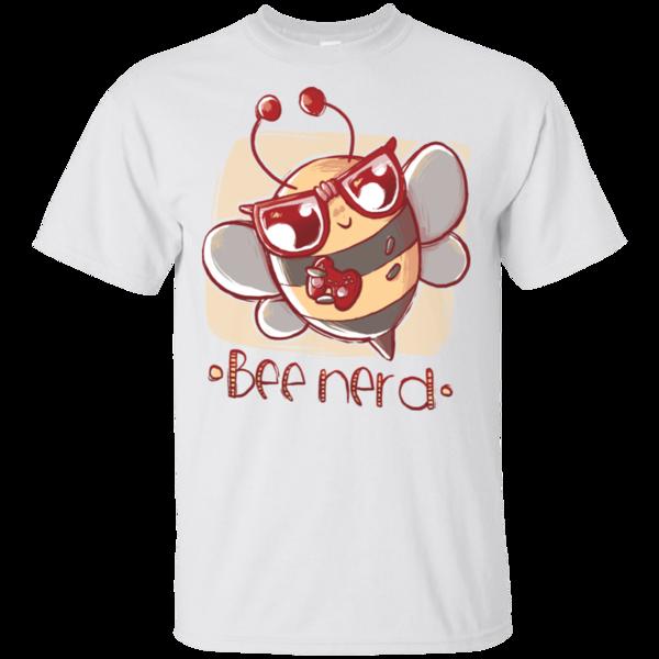 Pop-Up Tee: BEE Nerd