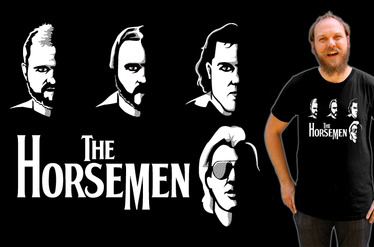 Top Rope Tuesday: The Horsemen