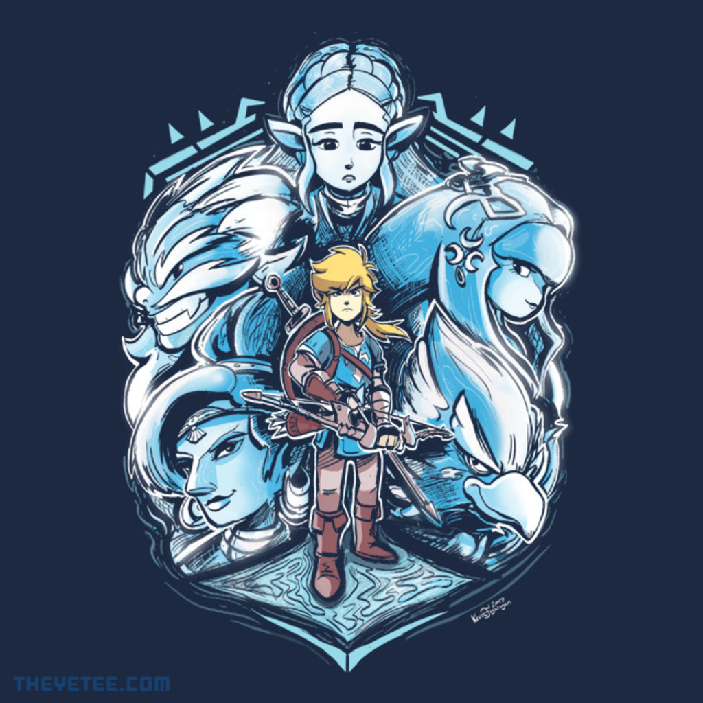 The Yetee: My Champions