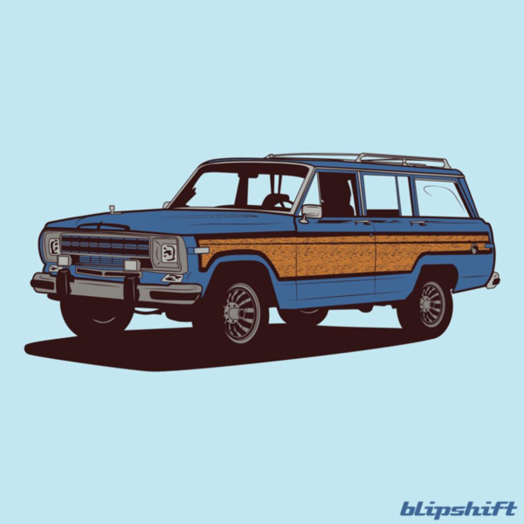 blipshift: Woody