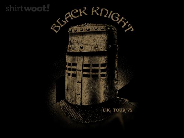 Woot!: Black Knight - UK Tour