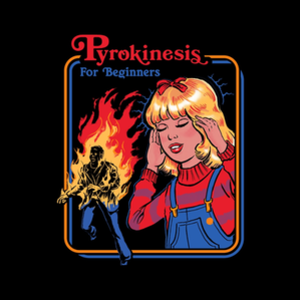 Threadless: Pyrokinesis for Beginners