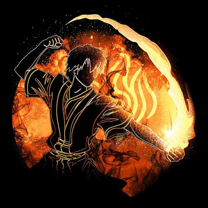 Once Upon a Tee: Fire Soul