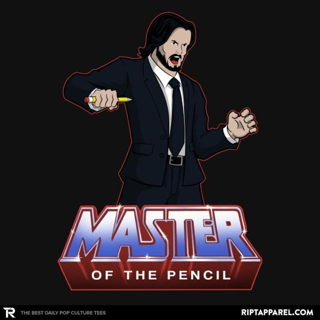 Ript: Master Of The Pencil