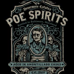 Qwertee: Poe Spirits
