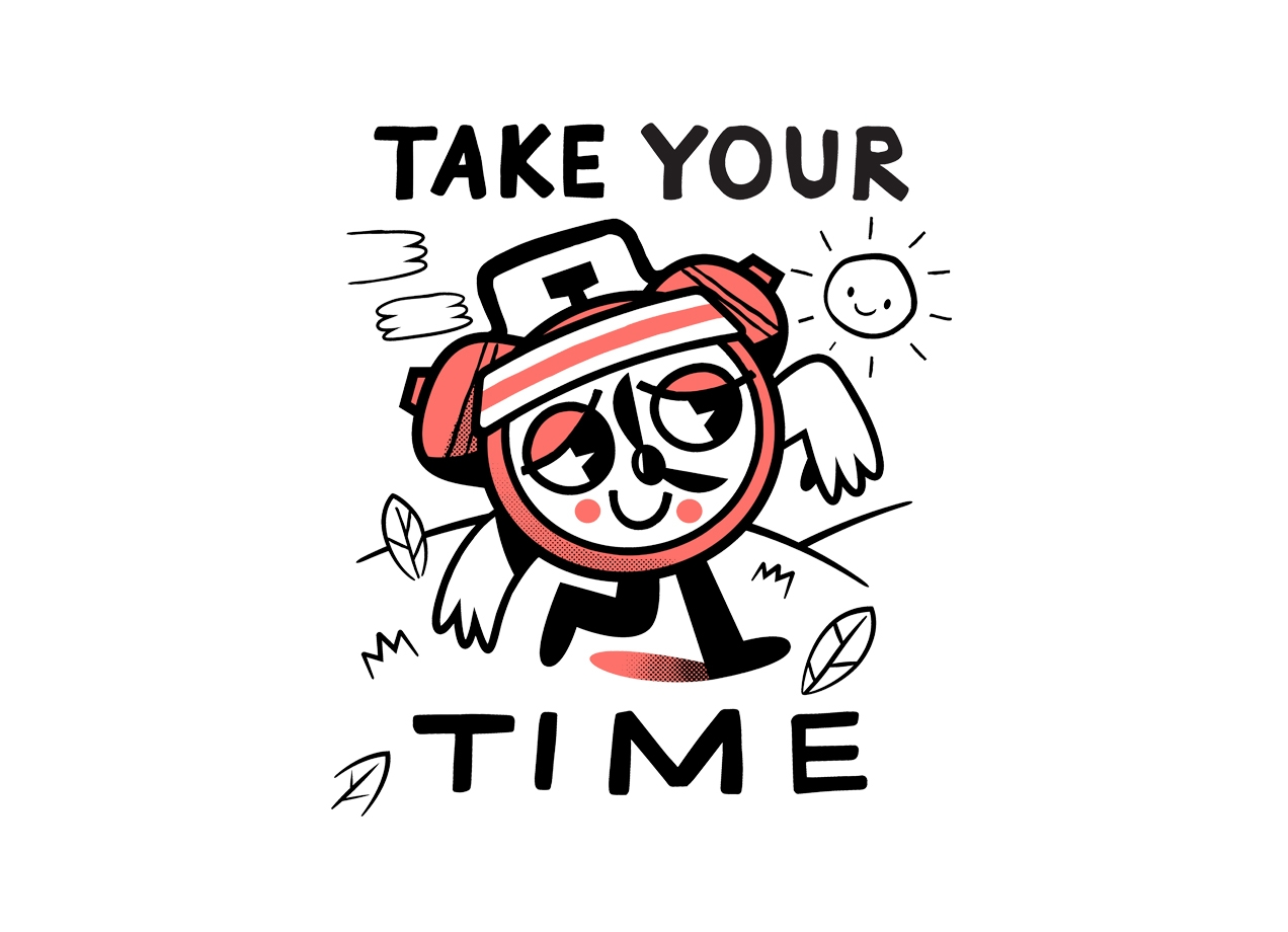 Threadless: Take Your Time