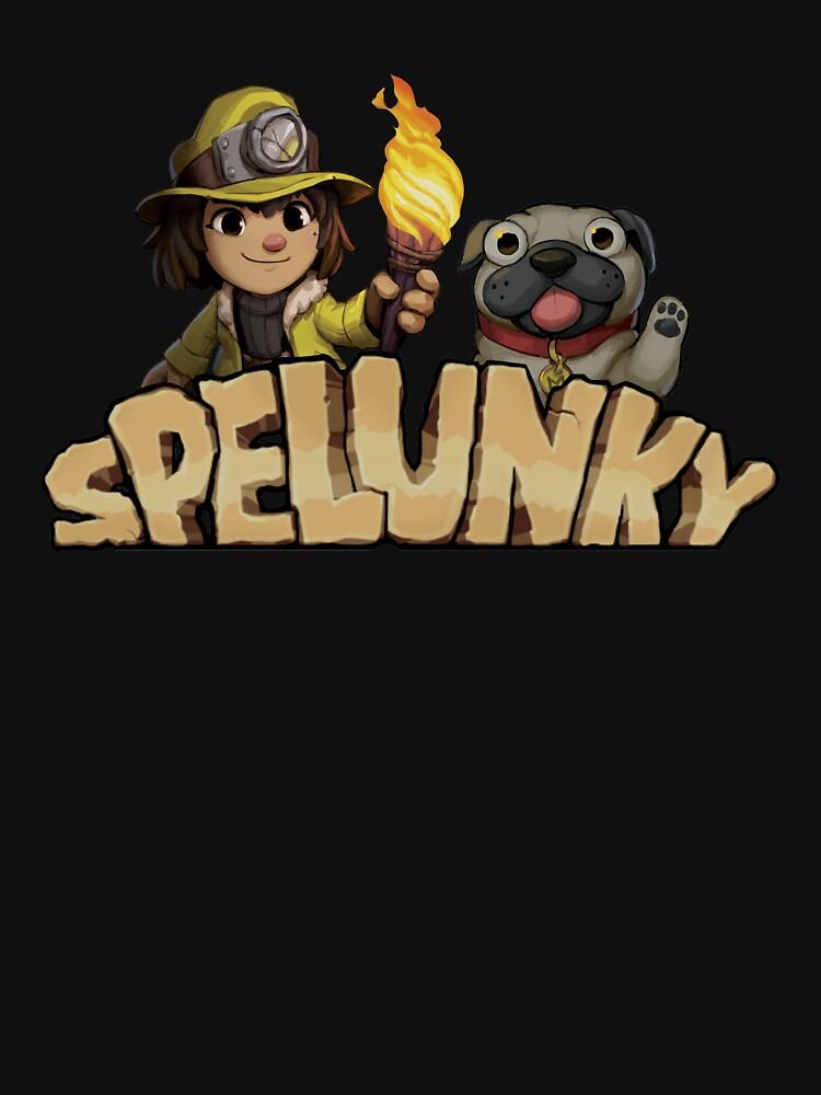 RedBubble: Spelunky
