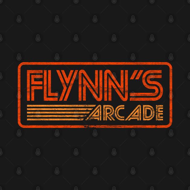 TeePublic: Flynn's Arcade ✅ 80s Retro
