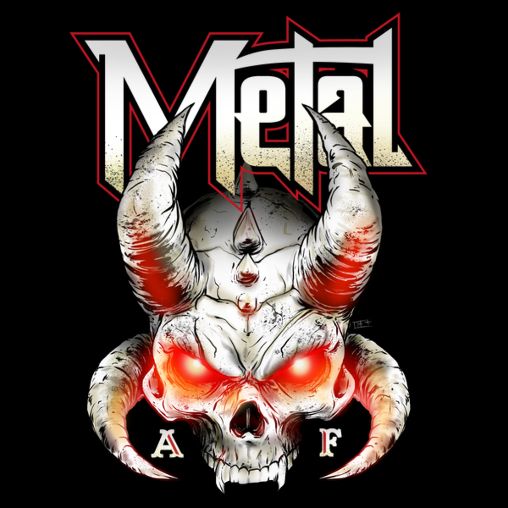 NeatoShop: Metal AF