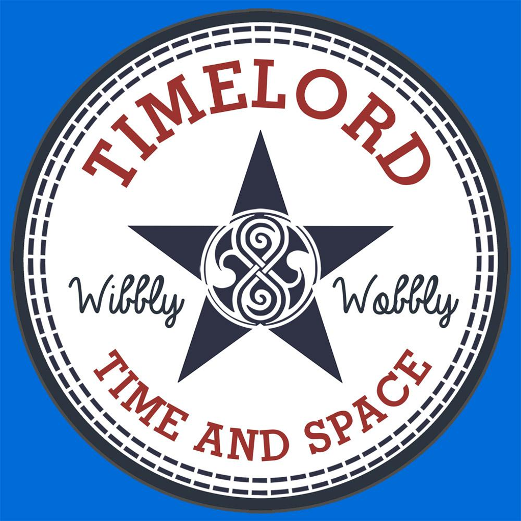 Blue Box Tees: Timelord All Star