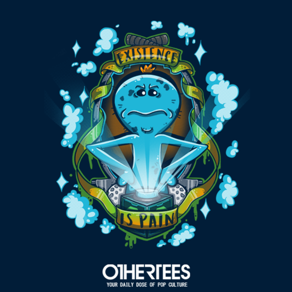 OtherTees: Existence is Pain