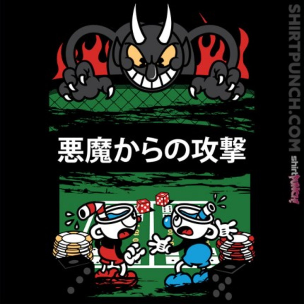 ShirtPunch: Attack From Devil