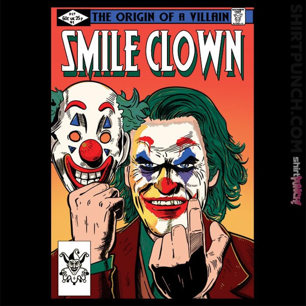 ShirtPunch: Smile Clown
