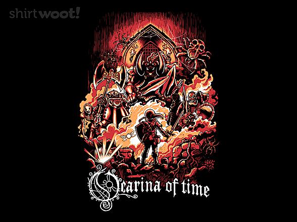 Woot!: Legend of Darkness