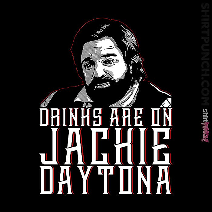 ShirtPunch: Jackie Daytona