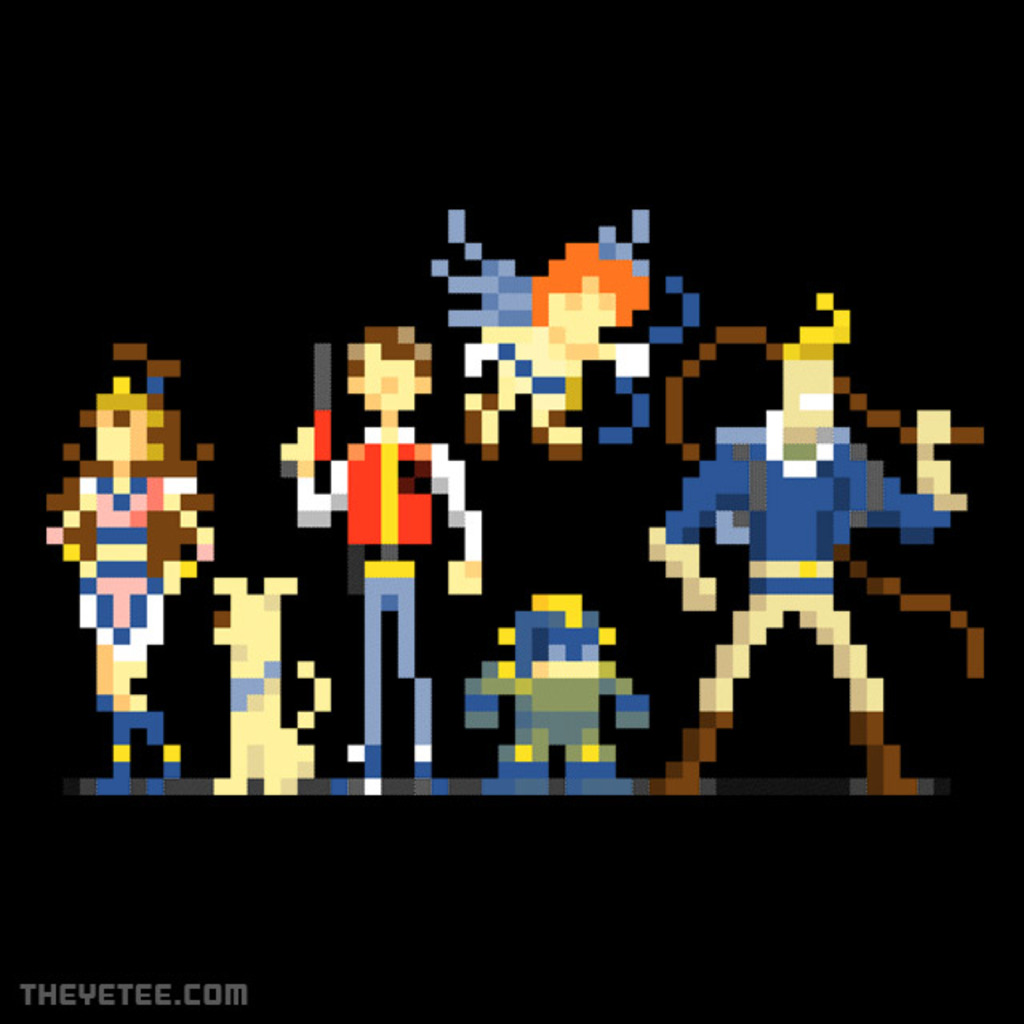 The Yetee: The N Team