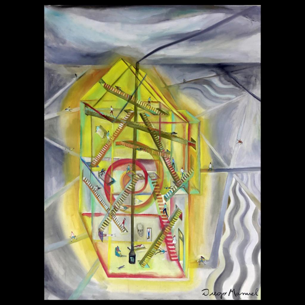 NeatoShop: Yellow house