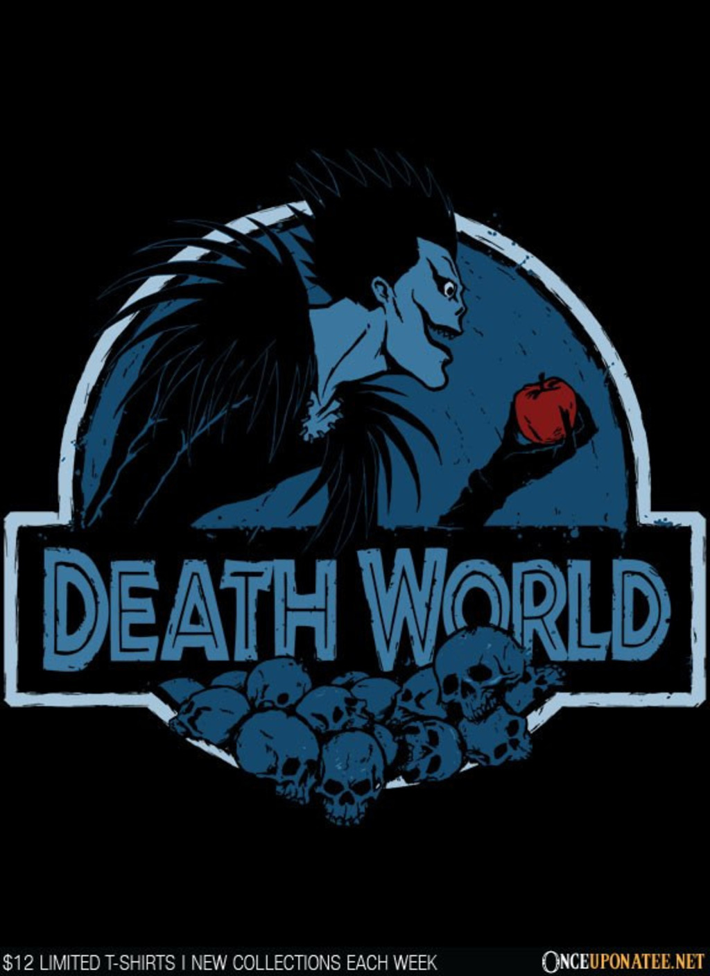 Once Upon a Tee: Death World