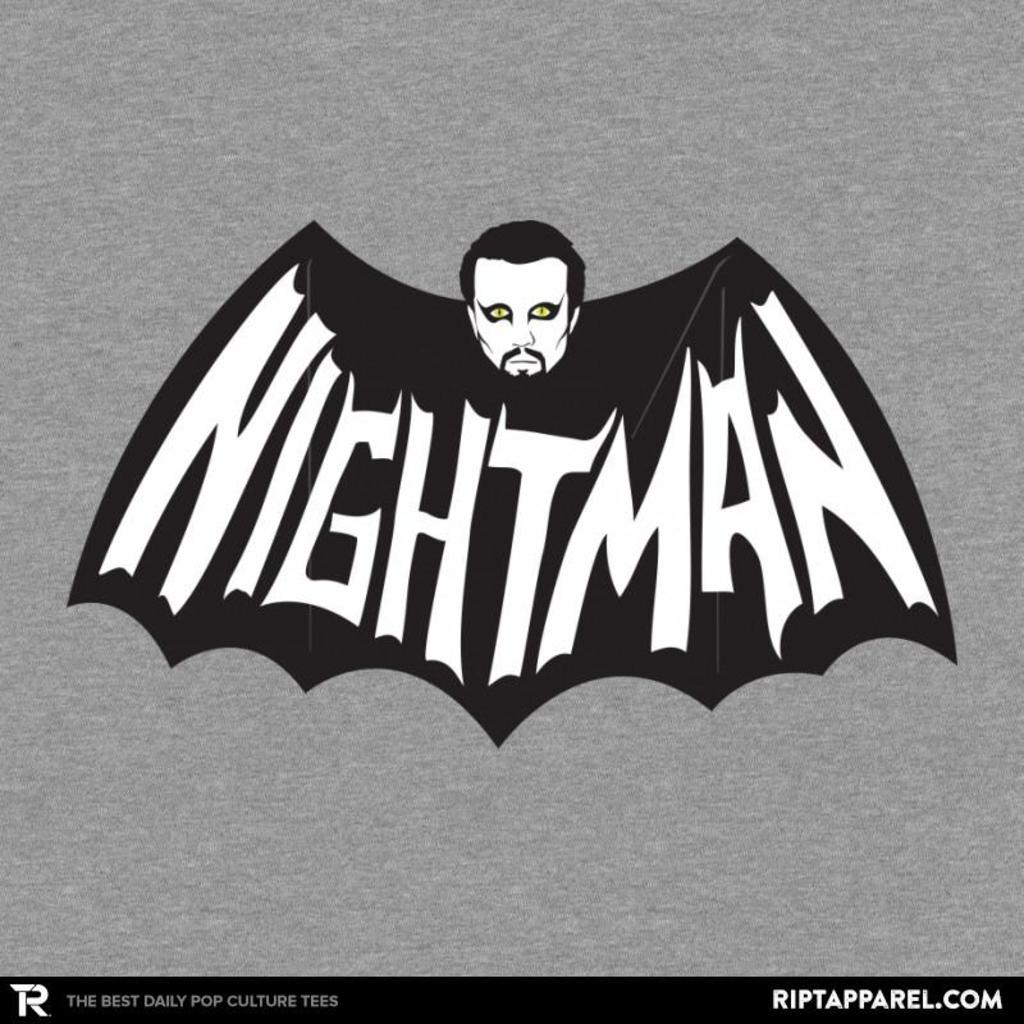 Ript: Nightman Reprint