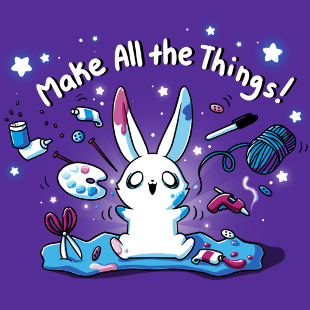 TeeTurtle: Make All the Things
