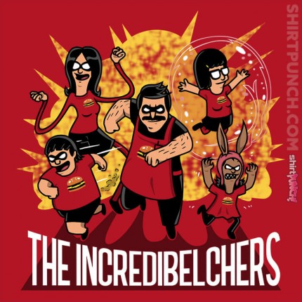 ShirtPunch: The Incredibelchers