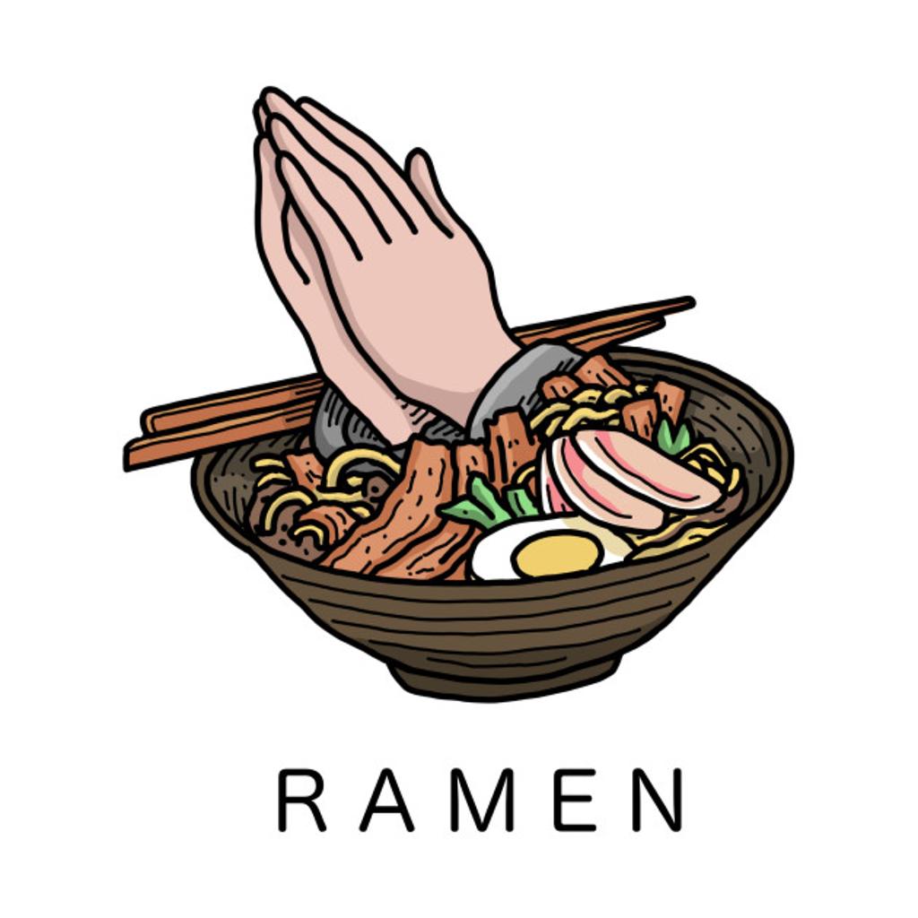 TeePublic: RAMEN