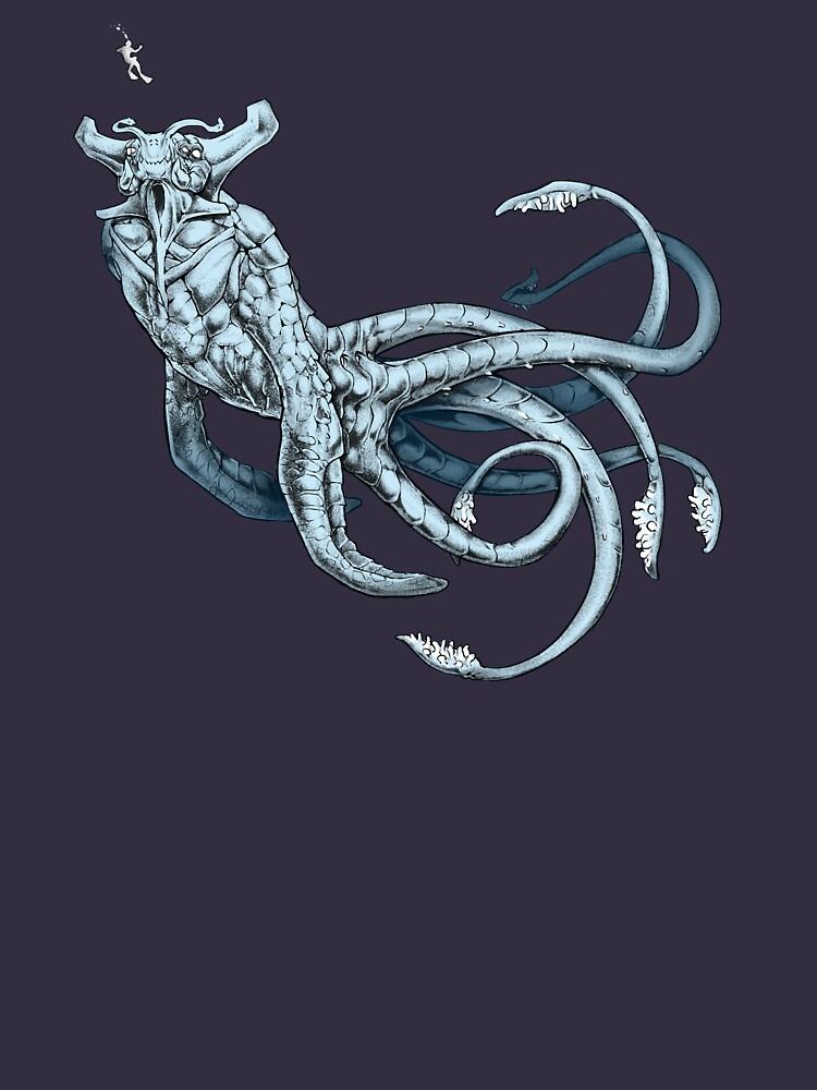 RedBubble: Sea Emperor Transparent
