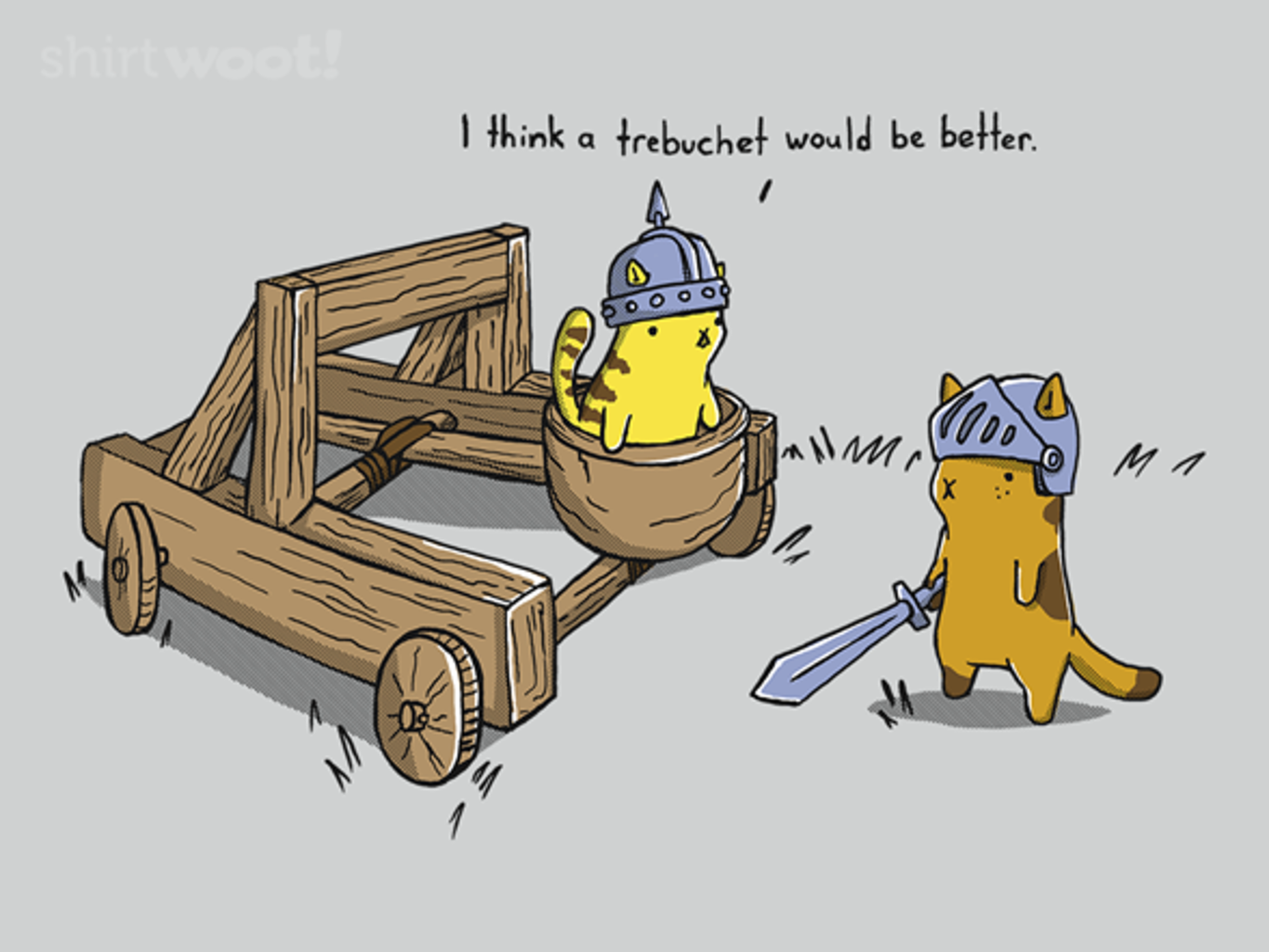 Woot!: No More Catapults