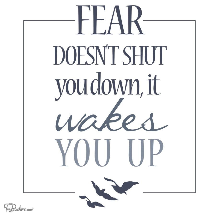 TeeBusters: Fear | Divergent