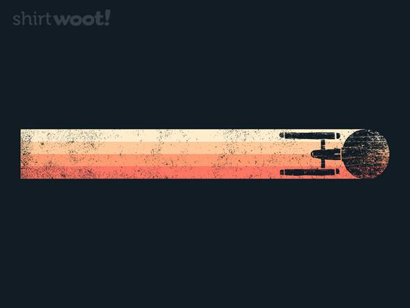 Woot!: Vintage Science Vessel