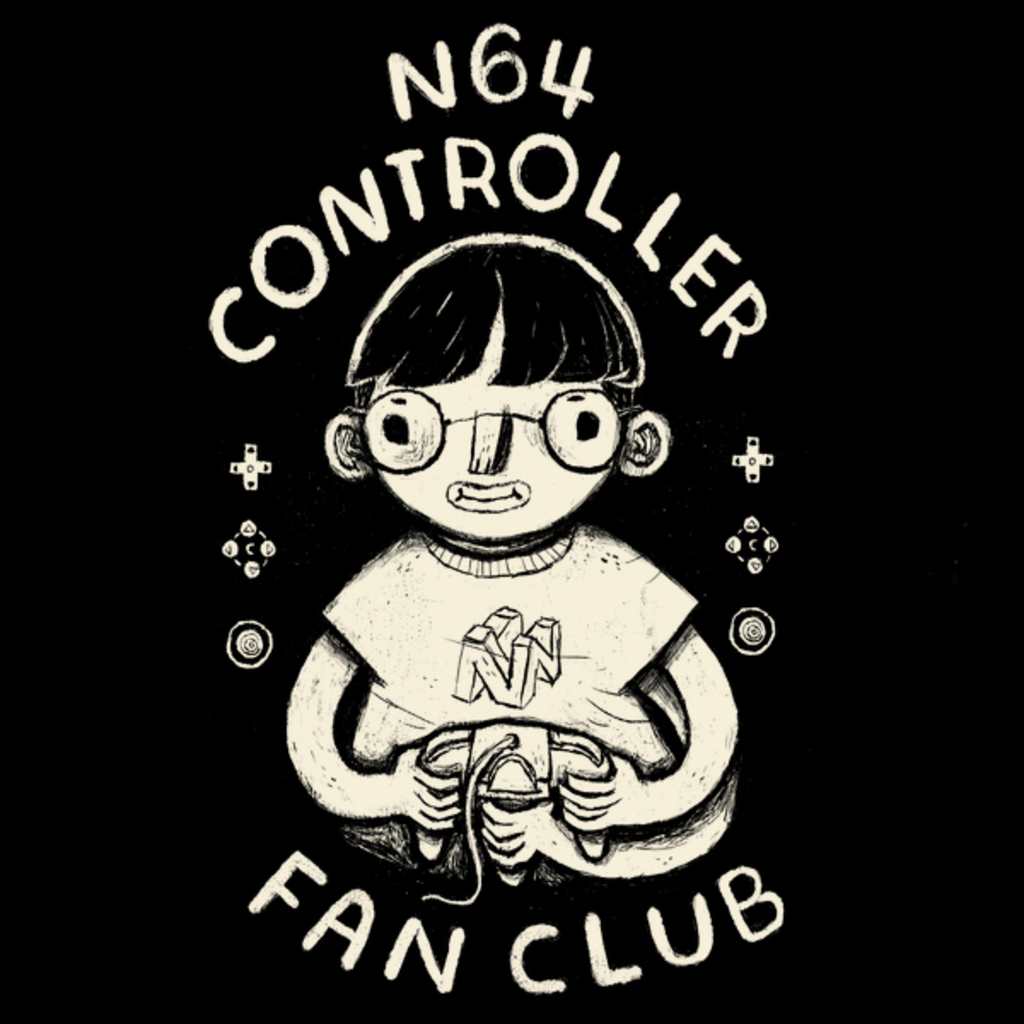 NeatoShop: 64 controller fanclub