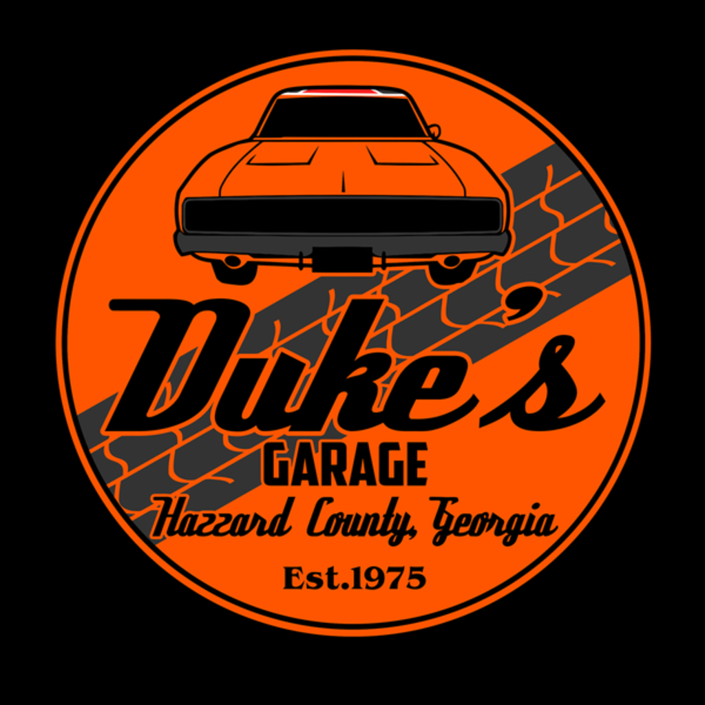 NeatoShop: Duke's garage