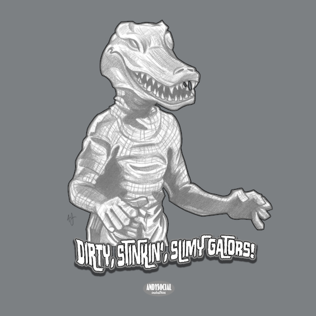NeatoShop: Slimy Gators!