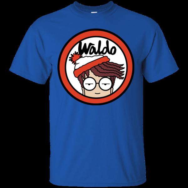 Pop-Up Tee: Waldario