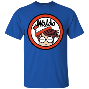 Pop-Up Tee: Waldario
