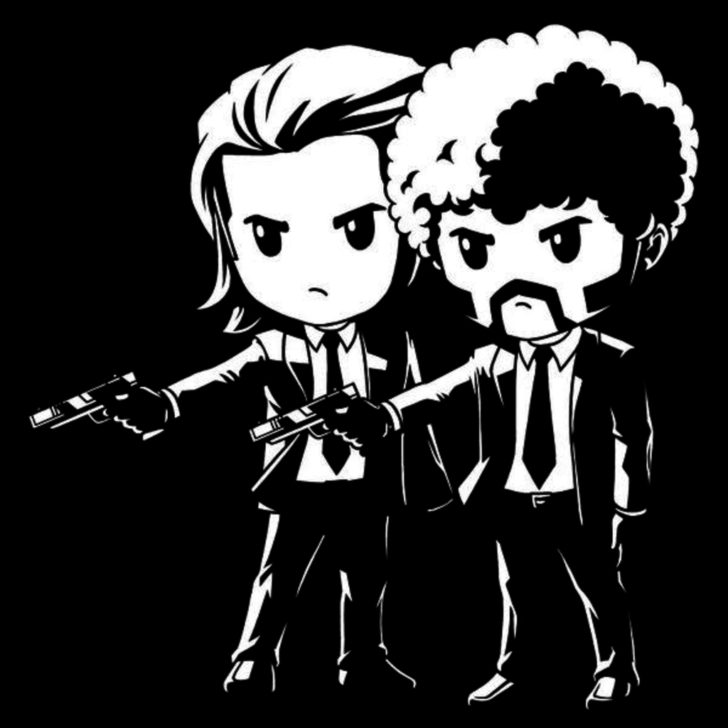 TeeTurtle: Vincent and Jules