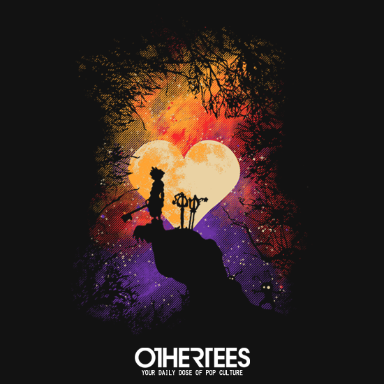 OtherTees: Heart Of Gold