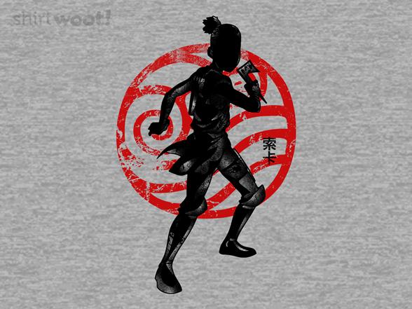 Woot!: Crimson Water Tribe