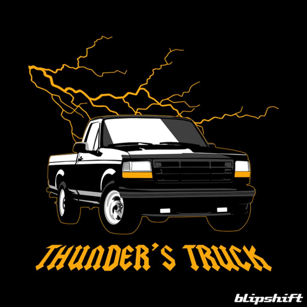 blipshift: Thunder's Truck